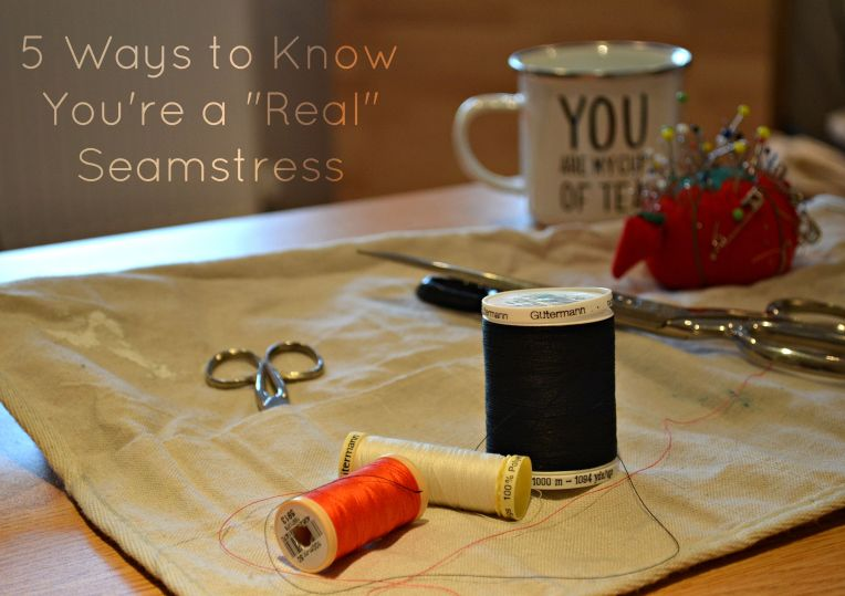 Real Seamstress